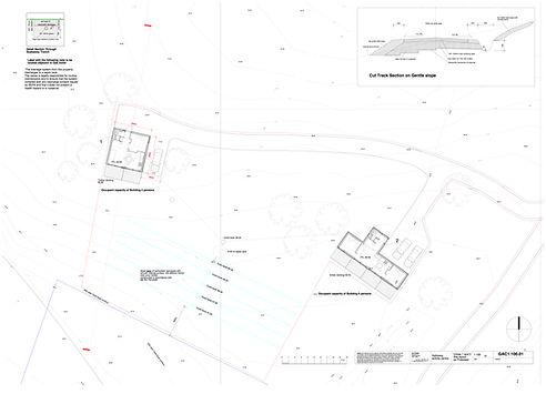 Loch Ken Bothies site plan