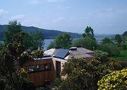 Loch Ken Eco Bothy - one bedroom