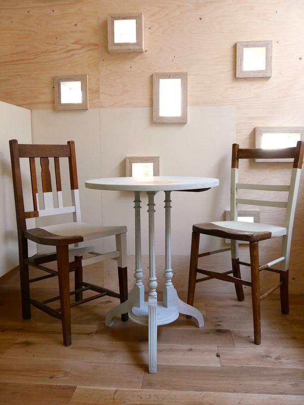 Brockloch Treehouse, bespoke furniture