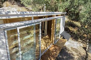 House on Wheels Velfac windows