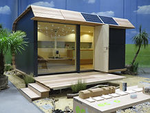 WAVE Eco Cabin launched at Grand Designs Live London