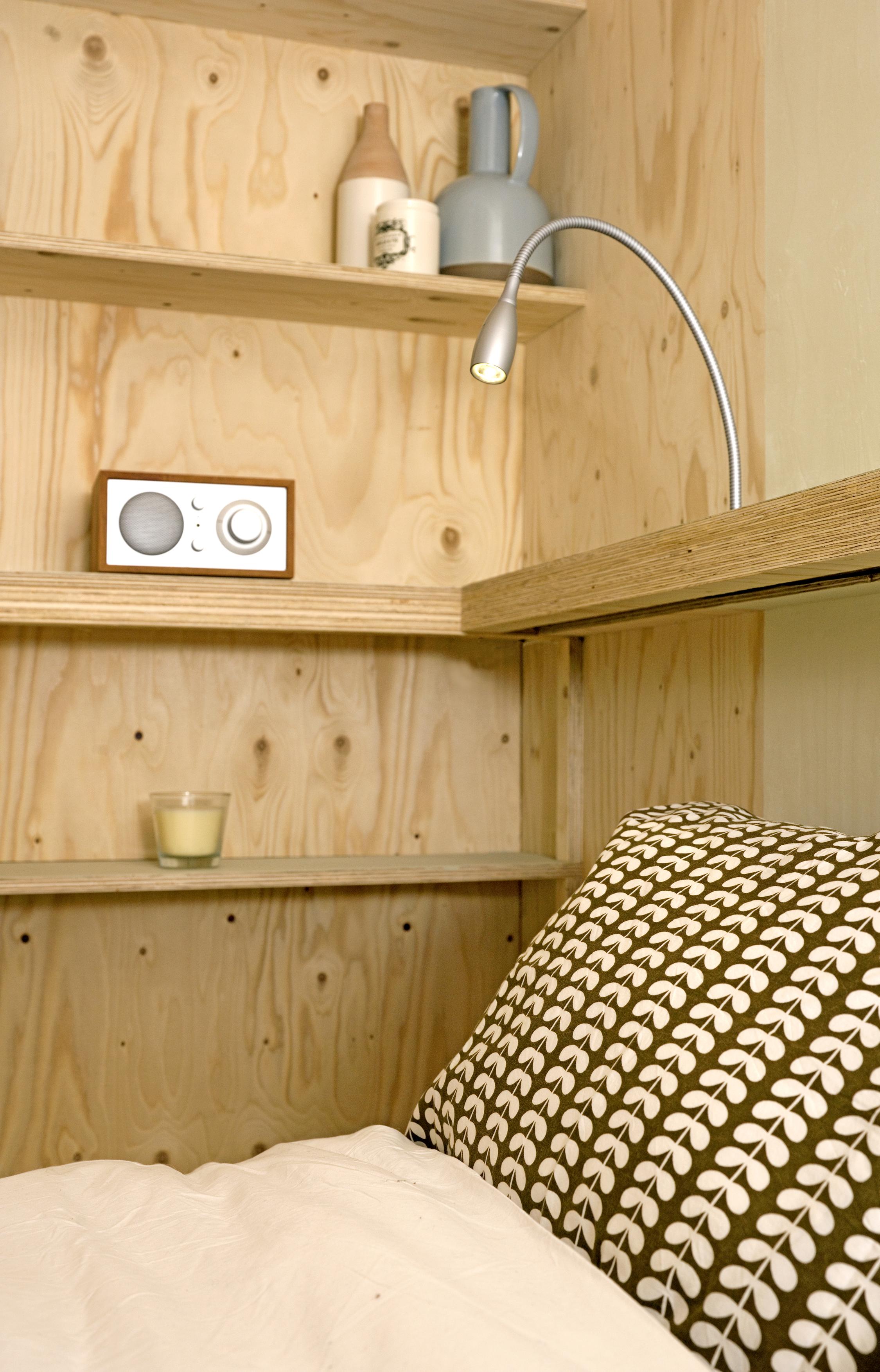 Brockloch Bothy Bedroom
