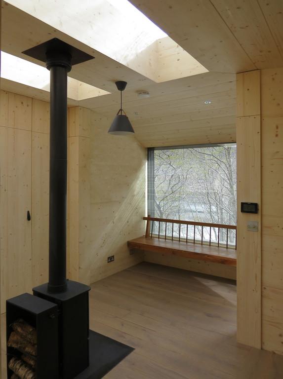 Tree Hoose Interior  1