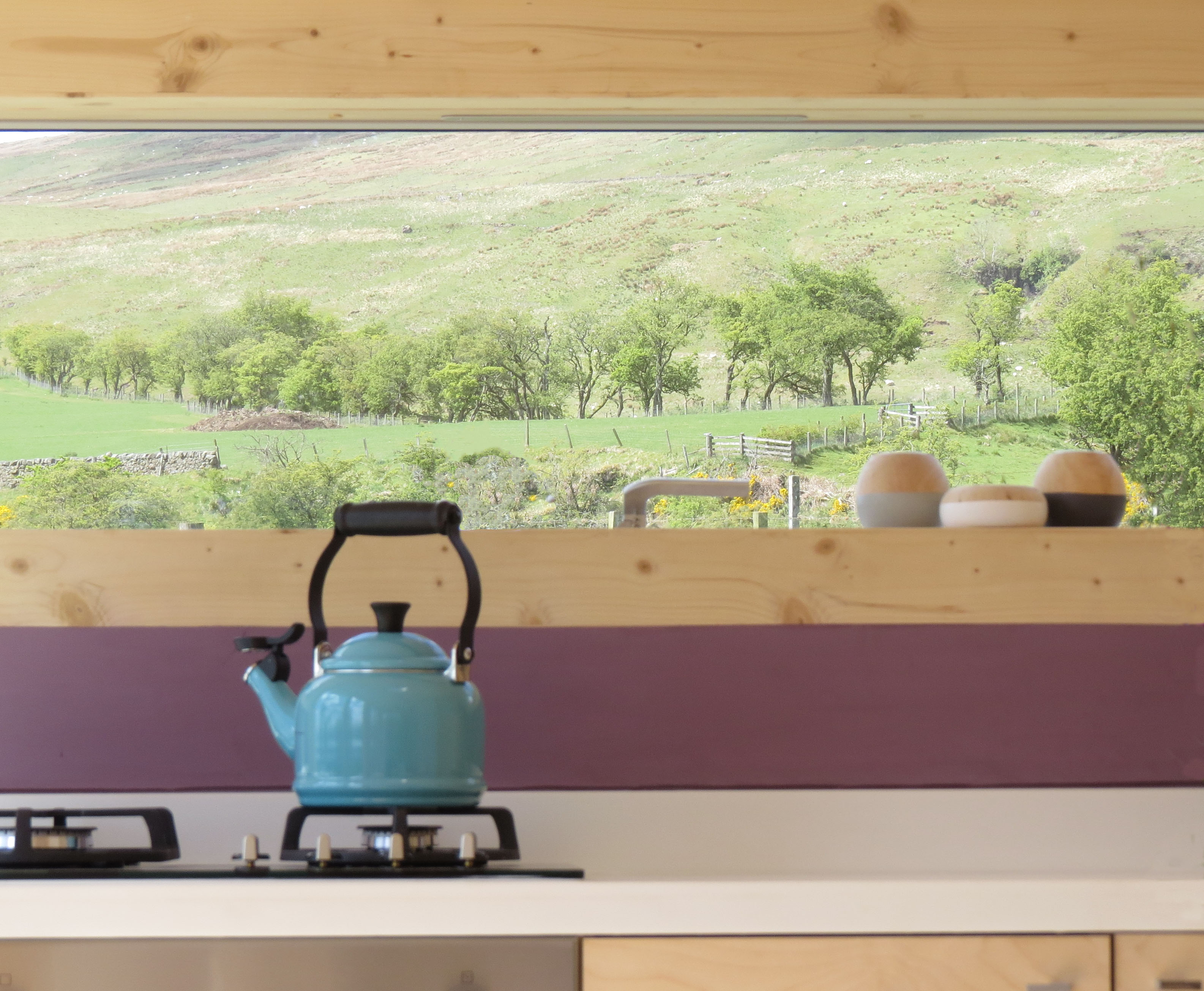 Burnhead Bothy - Kitchen Detail