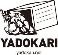 """Yadokari"" logo"