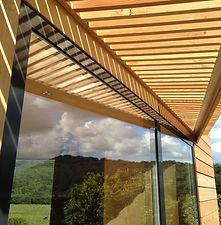 Bespoke  Garden Room with feature window