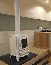 wave cabin Hobbit stove