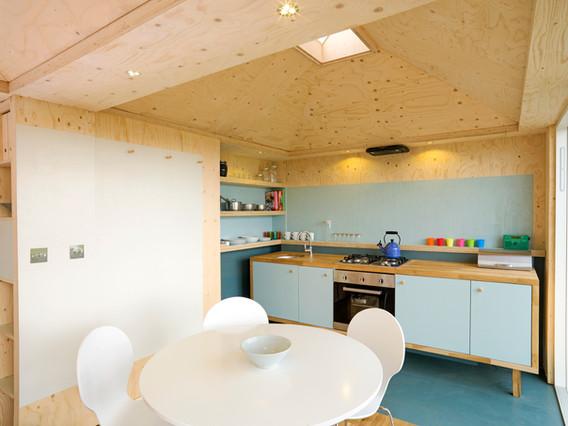 Brockloch Bothy Interior 2