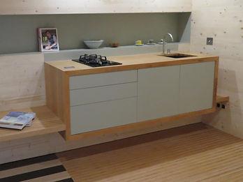 Wave Cabin Kitchen