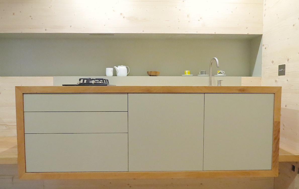 WAVE - Kitchen Cabinet
