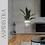 Thumbnail: Planta artificial Aspidistra con maceta y pedestal 1.50 mt