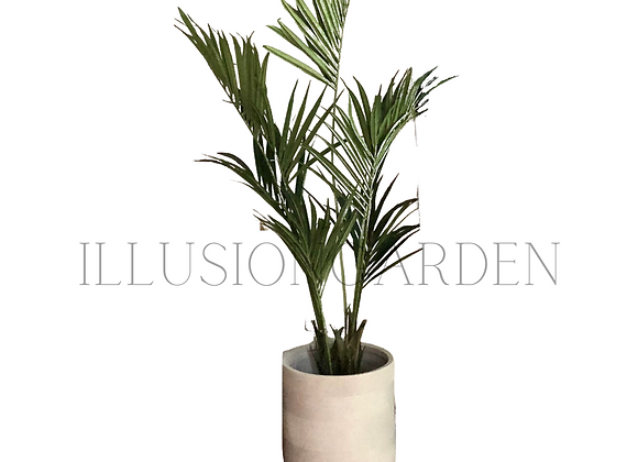 Planta artificial Palmera Kentia con maceta 2 mt