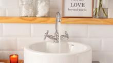 Un toque especial para el baño