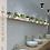 Thumbnail: Planta artificial Boj en maceta blanca 14x14. Planta artificial