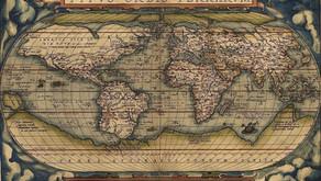 Se publica el primera atlas moderno.