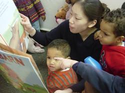 3a haewon reading book