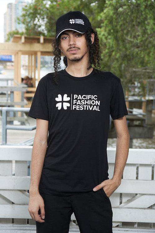 PFF Black Mens T-Shirts