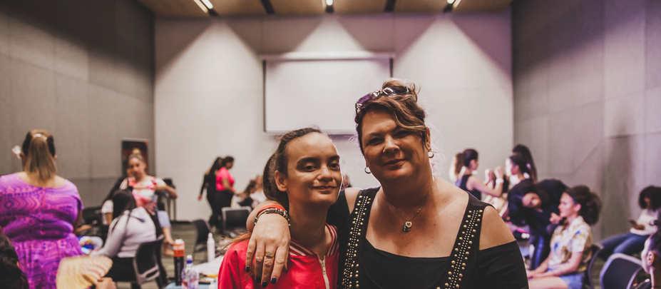 Tia Semi, Designer for Funk 'n' Soul and Gina Semi.