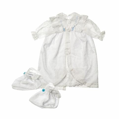 Brit Mila Dress for Jewish Baby