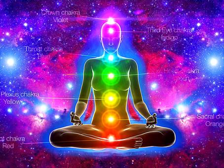 Spirit Guide & Chakra Healing: BQH Message