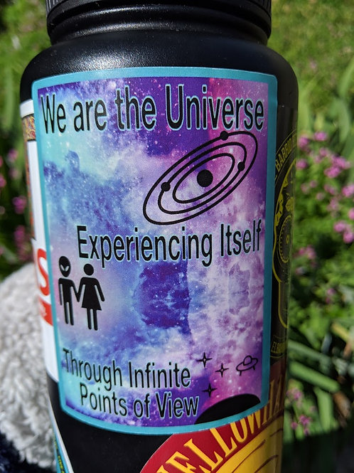 We Are the Universe STICKER