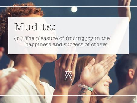 Mudita: Sympathetic Joy