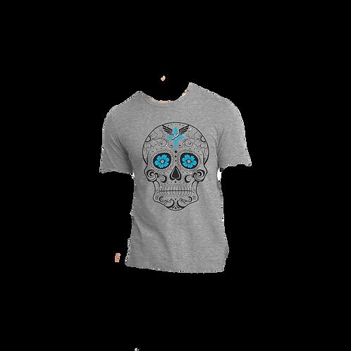 Ladies Perfect Tri ® Crew Tee - NM Sol Skull Shirt