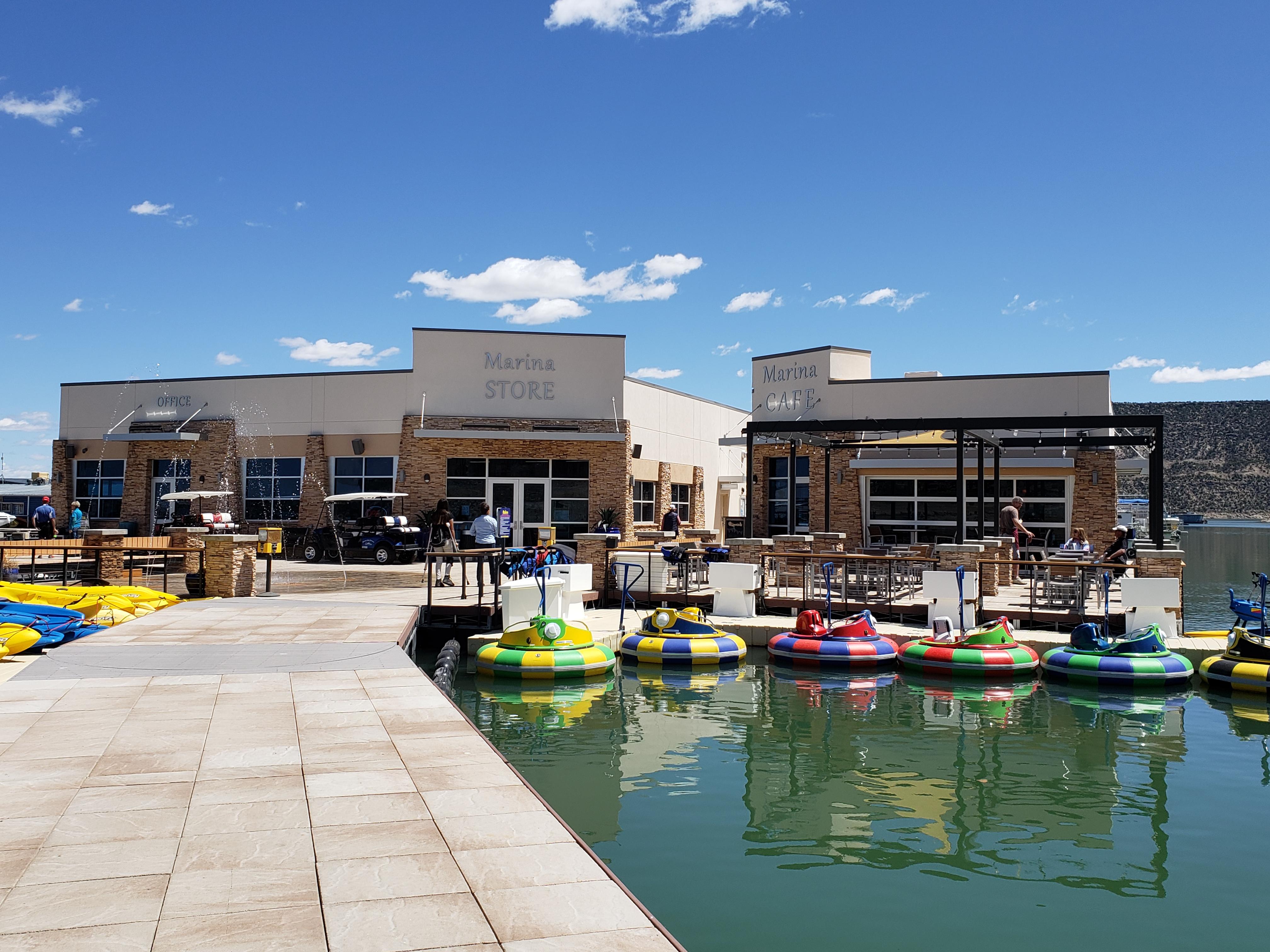 Navajo Lake Marina
