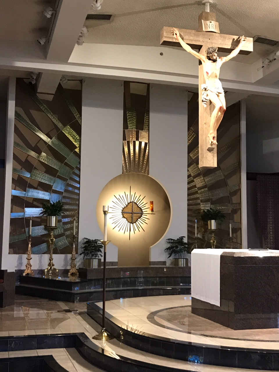 St Bernadette Sculpture / Art