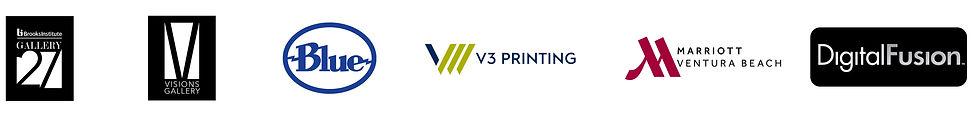 Sponsors: Brooks Institute Gallery 27; Visions Gallery; Blue Microphones; V3 Printing; Marriott Ventura Beach Resort; Digital Fusion