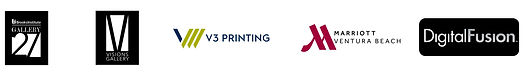 Sponsors: Brooks Institute Gallery 27; Visions Gallery; V3 Printing; Marriott Ventura Beach Resort; Digital Fusion