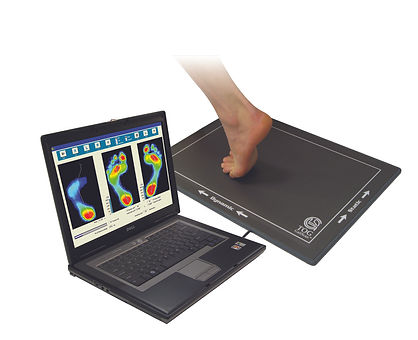 Sperrin Foot Clinic Gait Analysis
