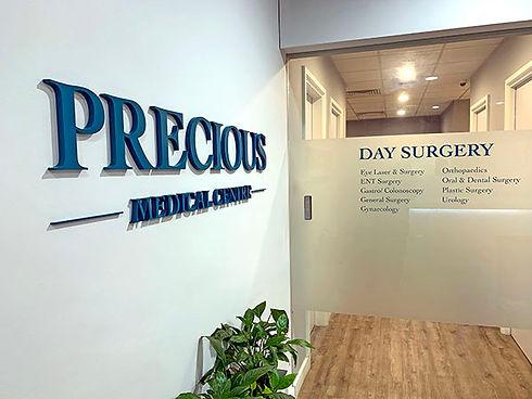 Precious Med endoscopy Singapore