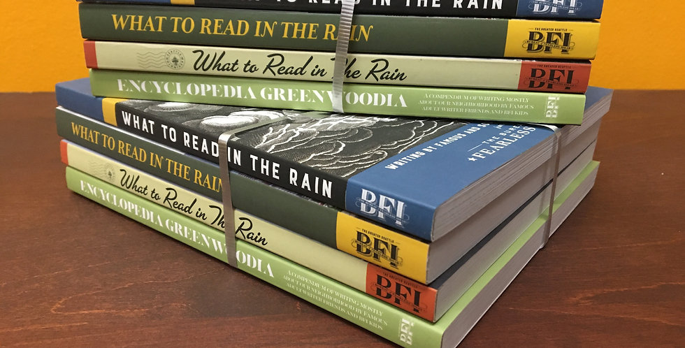 What to Read in the Rain - DOWNPOUR BUNDLE