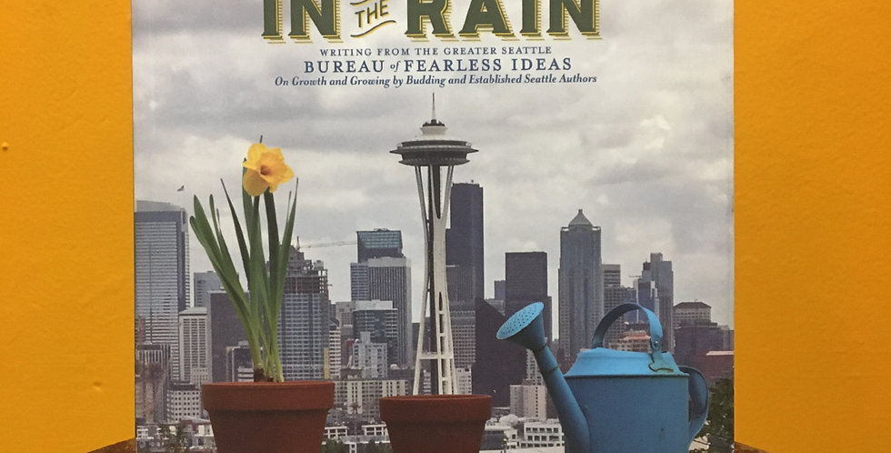 What to Read in the Rain (2018)-On Growth and Growing