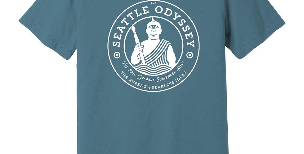Official Seattle Odyssey T-Shirt