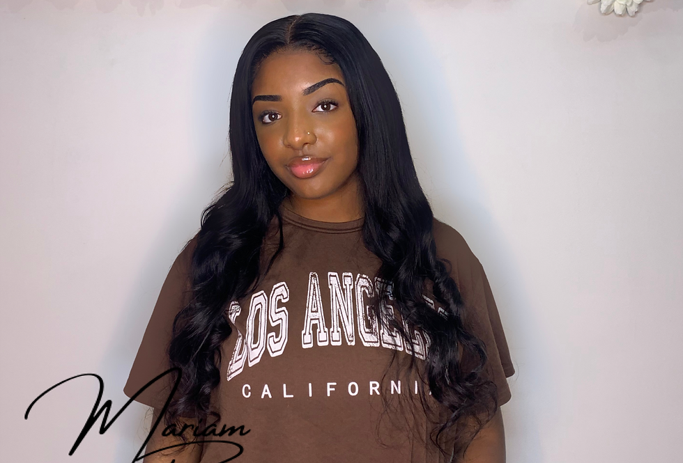 Perruque Lace Frontal - Body Wave