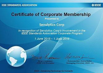 IEEE SA Certification.JPG