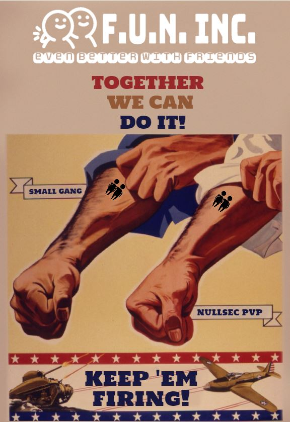 TOGETHER WE CAN DO IT