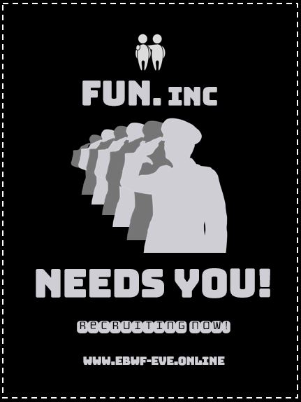 FUN INC NEEDS YOU