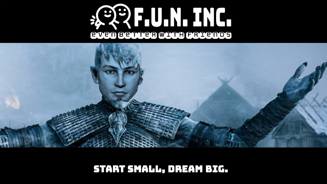 START SMALL DREAM BIG 2