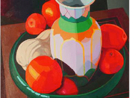 Marcus Bolt: Still Life and the Miracle of Creation