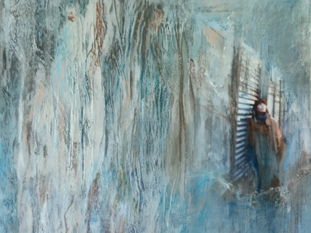 'What inspires me - Painting, Poetry and  Creativity' by Maia Spall
