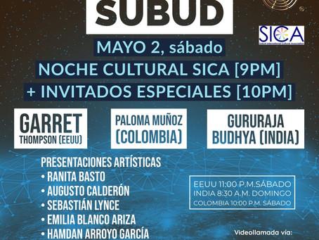 Subud Latinoamérica estuvo en vivo