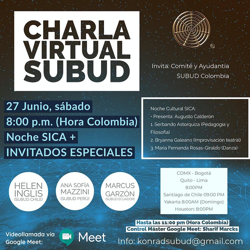 SICA Cultural Night and Virtual SUBUD Meeting