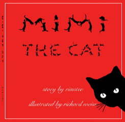 Mimi The Cat - A Book By Riantee Rand