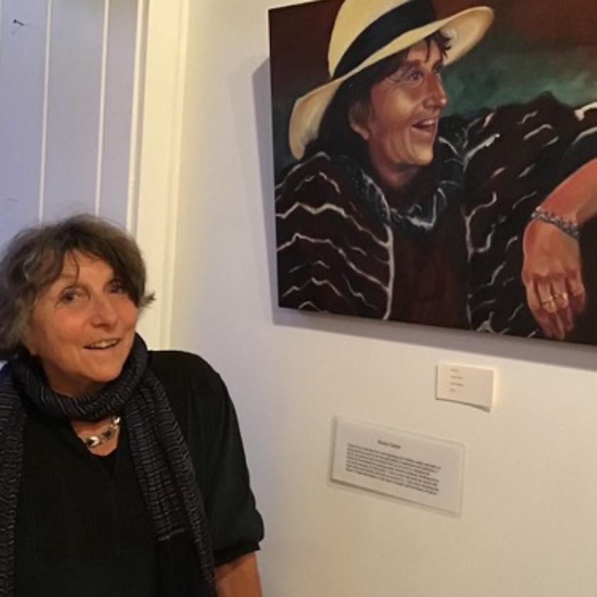 Zoomuse avec Daphne Alexopoulou (Lectures d'un poète le vendredi)