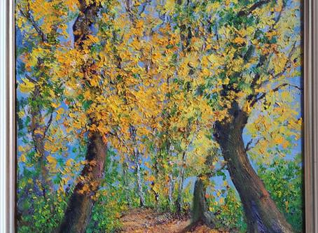 Une offre pleine d'attention de Suzanna Webb et son École Irlandaise de Peinture de Paysages