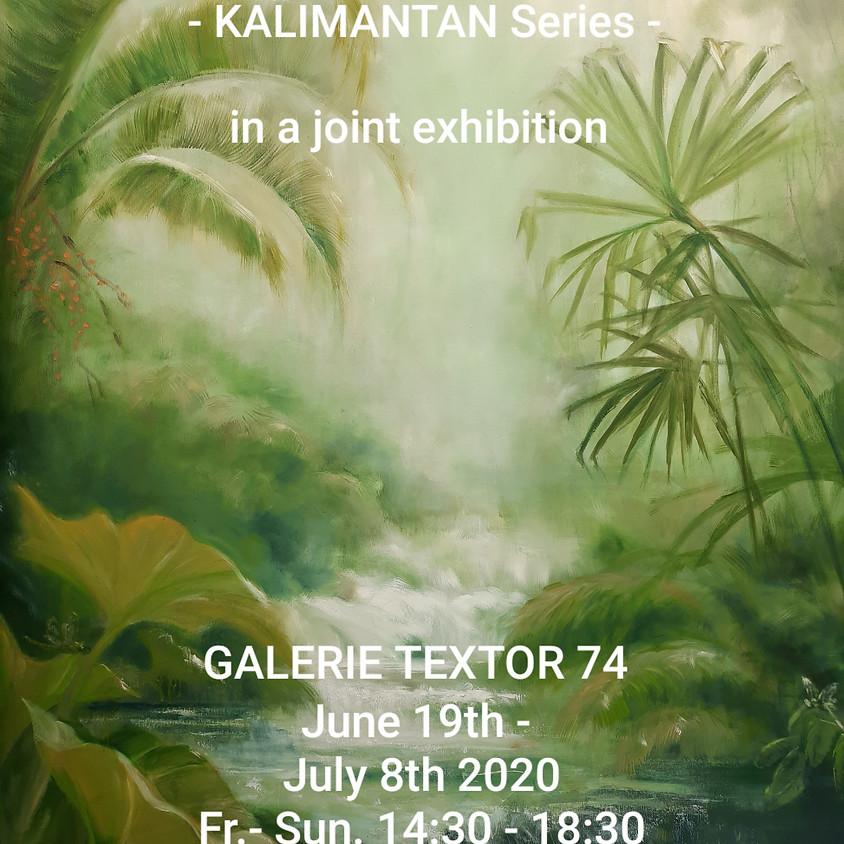 Joint Art Exhibition in Frankfurt