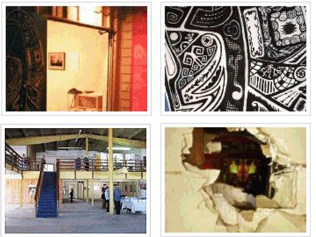 The Hatchery: Art Space in Badger, California